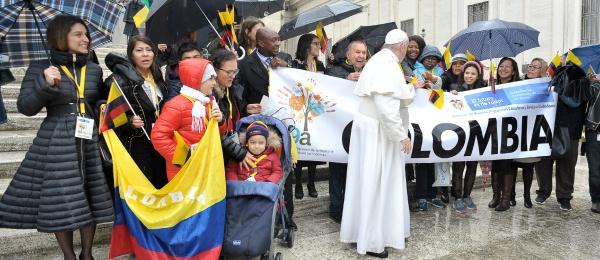 El Consulado de Colombia en Roma conmemoró el Día de la Memoria y la Solidaridad con las Víctimas
