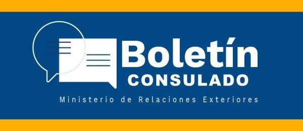 El Consulado de Colombia en Roma informa a colombianos que pretenden ingresar a territorio italiano